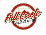 Full Circle Chicago Pizza Logo